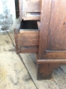 James II Oak Chest of Drawers - picture 9