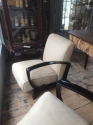 Pair of French Art Deco Open Armchairs - picture 4