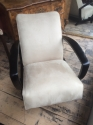 Pair of French Art Deco Open Armchairs - picture 9