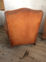 Moustache back Leather club Chair - picture 2
