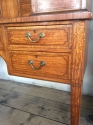 Satinwood Carlton House Desk - picture 2