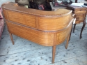 Satinwood Carlton House Desk - picture 3