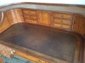 Satinwood Carlton House Desk - picture 4