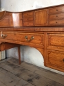 Satinwood Carlton House Desk - picture 5