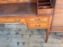 Satinwood Carlton House Desk - picture 6
