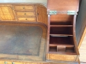 Satinwood Carlton House Desk - picture 7