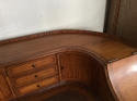 Satinwood Carlton House Desk - picture 8