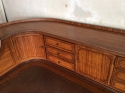 Satinwood Carlton House Desk - picture 9