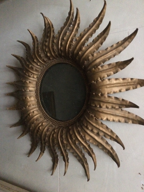 Starburst mirror
