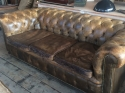 Vintage Chesterfield Sofa - picture 2