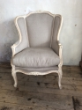 French upholstered Fauteuil - picture 1