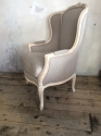 French upholstered Fauteuil - picture 2