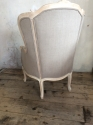 French upholstered Fauteuil - picture 3