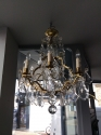 French Pampilles chandelier - picture 1