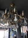 French Pampilles chandelier - picture 3