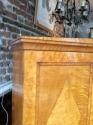 Biedermeier Karelian Birchwood Cabinet - picture 3