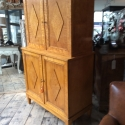 Biedermeier Karelian Birchwood Cabinet - picture 5