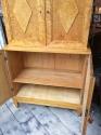 Biedermeier Karelian Birchwood Cabinet - picture 6