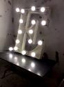 Giant Neon French Vinatege Letter E - picture 3