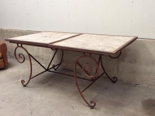 French Patisserie Table