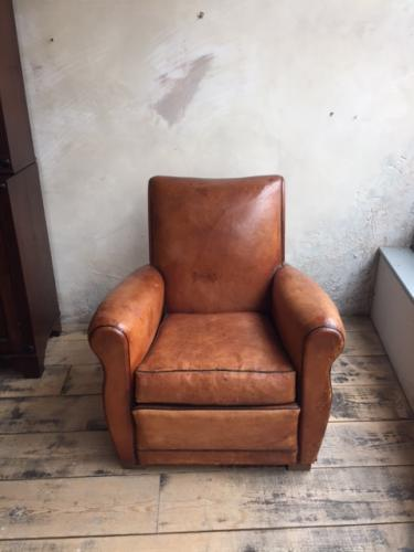 French Club Chair 2