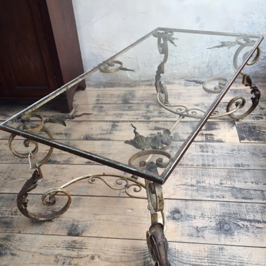1950's French Coffee Table