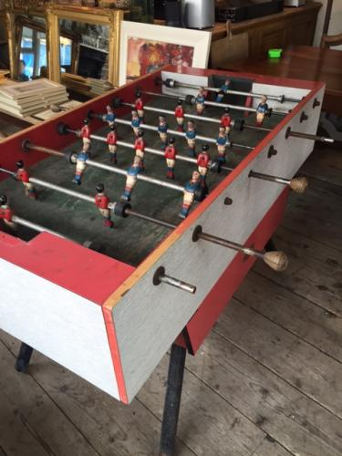 1950's French Foosball Table