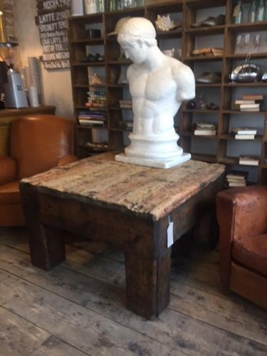 Industrial Pine Table