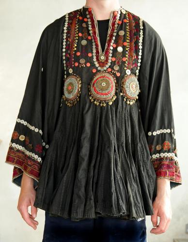 Afghan  Tribal Costume