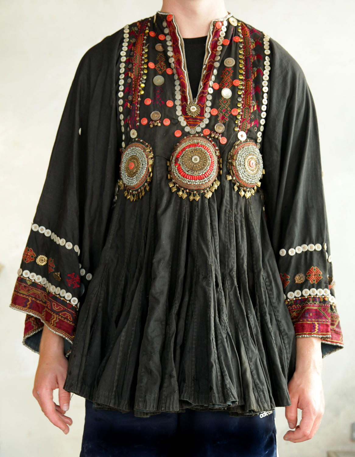 Afghan  Tribal Costume