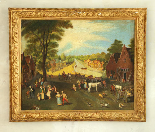 Painting After Pieter Breugel