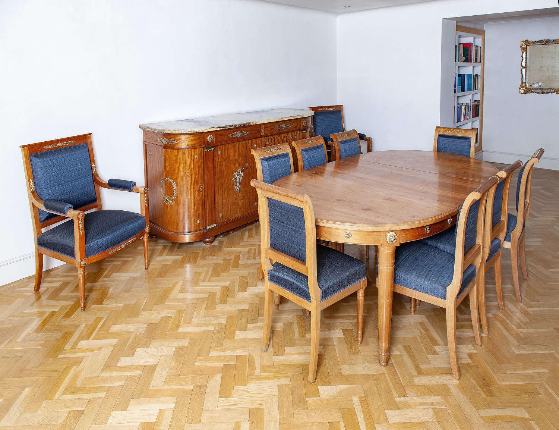 Maison Kreiger Suite of Furniture